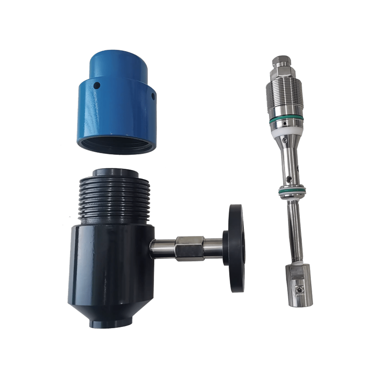 Security tool & injection valve
